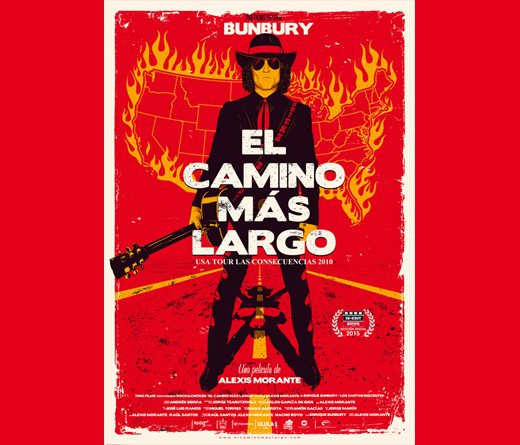 Enrique Bunbury - Estrena Film Documental