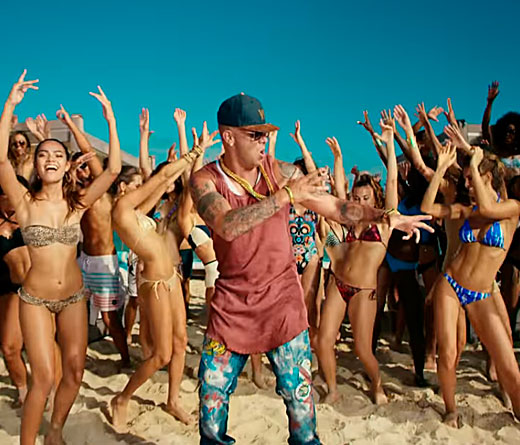 "Wisin - Estreno video de Wisin: ""Vacaciones"""