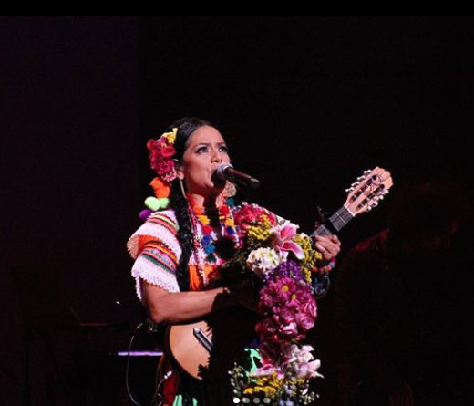 Lila Downs - Estreno de Lila Downs
