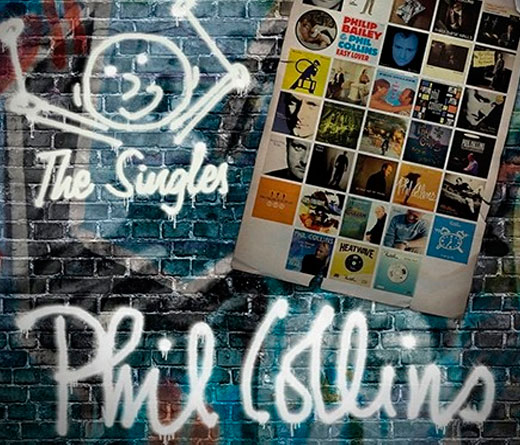 "CMTV - ""The Singles"" de Phil Collins"