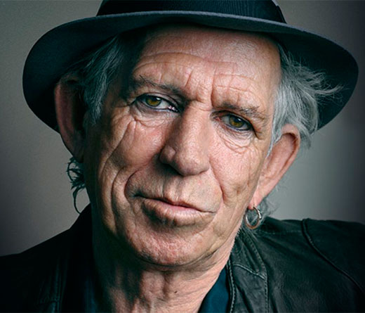 CMTV - Documental de Keith Richards