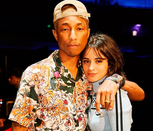 Camila Cabello - Dueto de Camila Cabello y Pharrell William