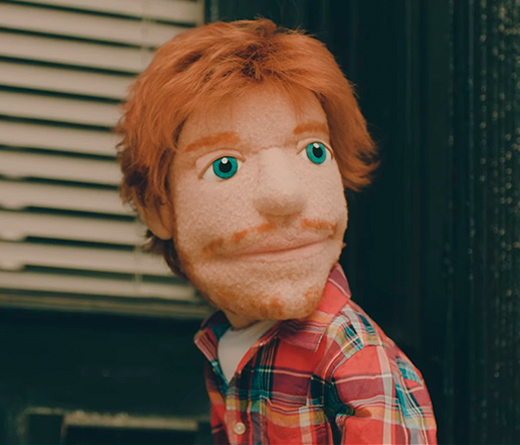 CMTV.com.ar - Ed Sheeran presenta Happier