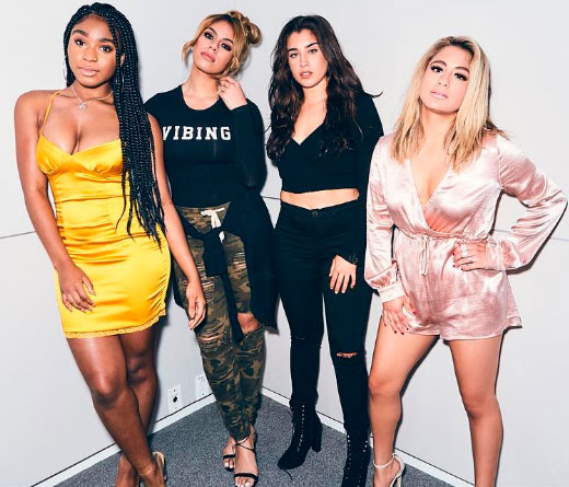 CMTV - El álbum de Fifth Harmony