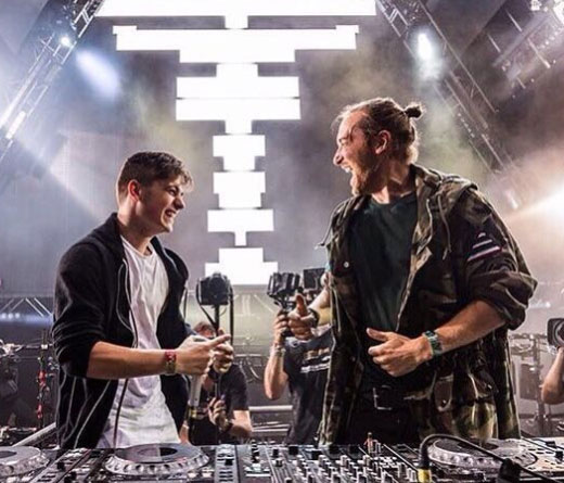 CMTV.com.ar - Estreno: So Far Away de Martin Garrix y David Guetta