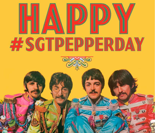 "CMTV - 5 décadas de ""Sgt. Pepper's Lonely Hearts"