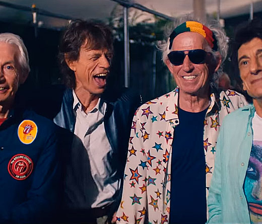 CMTV - El documental de The Rolling Stones