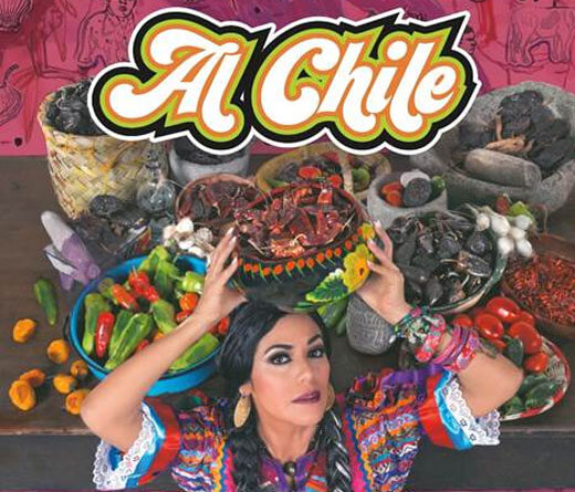 Lila Downs - Lila Downs  presenta su nuevo álbum Al Chile