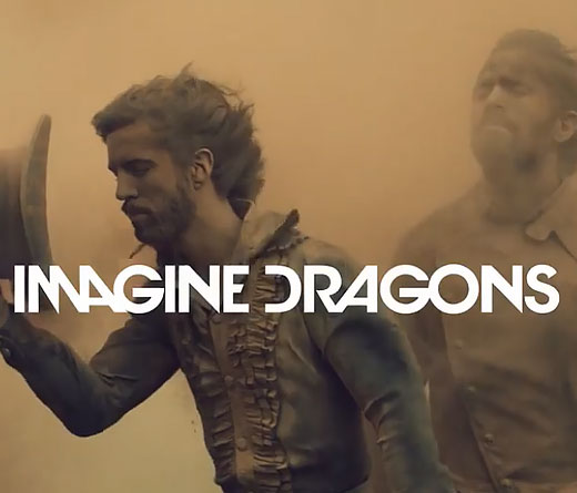CMTV.com.ar - Natural, nuevo video de Imagine Dragons
