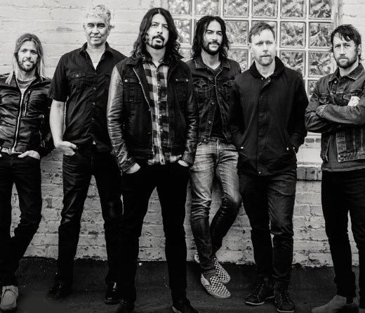 CMTV.com.ar - Lanzamiento: Concrete And Gold de Foo Fighters