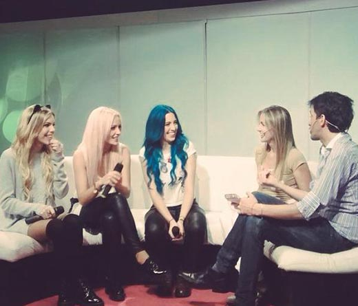CMTV - Sweet California