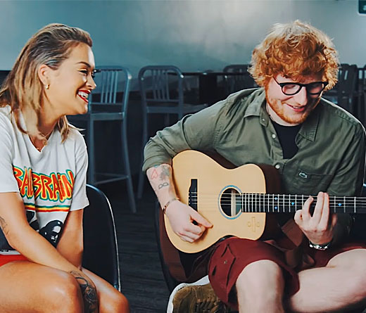 CMTV - Your Song - Rita Ora y Ed Sheeran