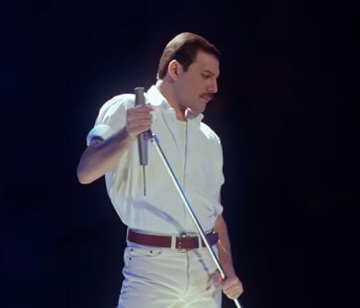 CMTV.com.ar - Video inédito de Freddie Mercury