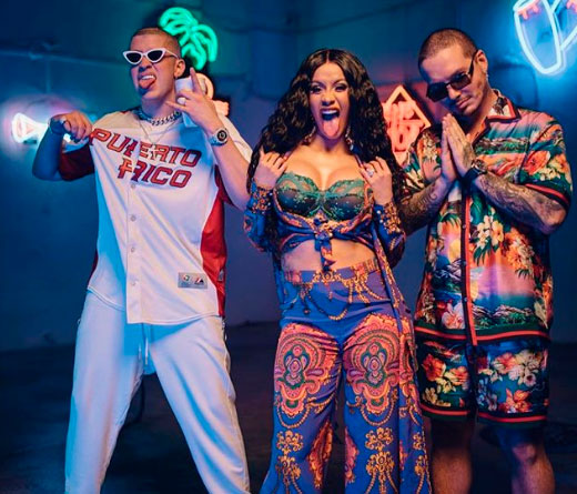 CMTV - Estreno: I like It, video de Cardi B