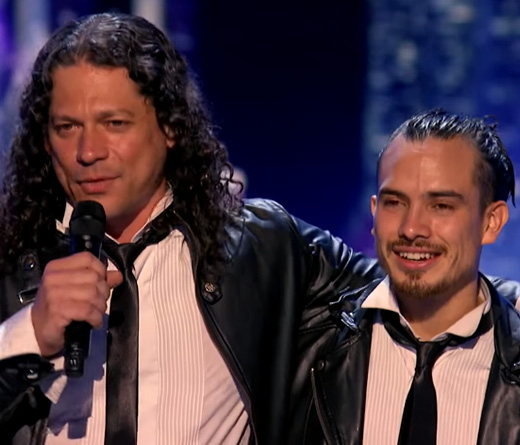 CMTV - Malevo pasó a la final de American´s got Talent