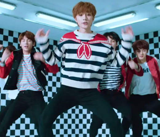 K-Pop -  TXT estrena Crown