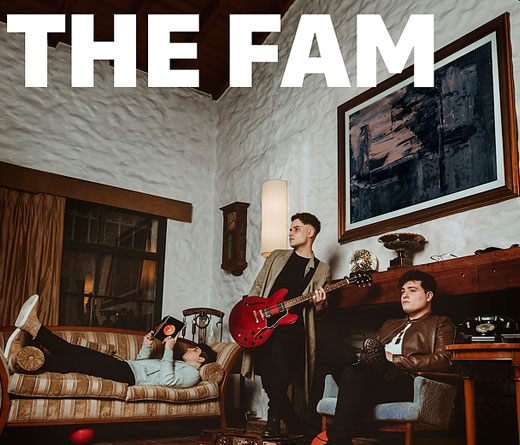 THE FAM - Nuevo álbum de The Fam