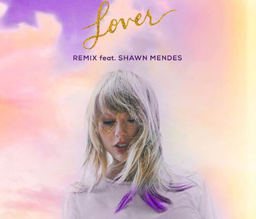 CMTV.com.ar - Remix de Lover de Taylor Swift y Shawn Mendes