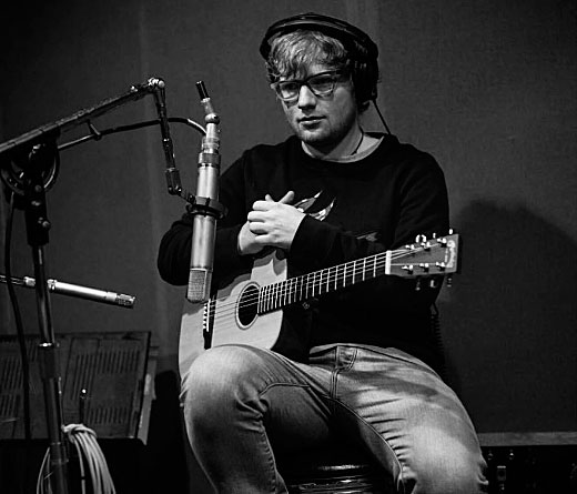 CMTV - Ed Sheeran record en Spotify