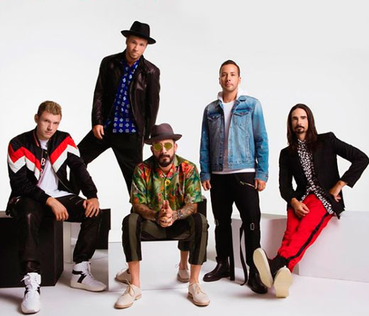 CMTV - Don´t Go Breaking My Heart, lo nuevo de Backstreet Boys