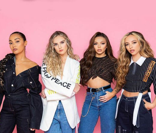 CMTV.com.ar - Bounce Back, estreno de Little Mix