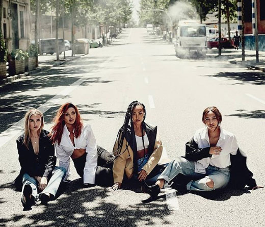 CMTV - Joan of Arc, lo nuevo de Little Mix
