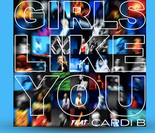 CMTV - Mirá Girls Like You ft. Cardi B (Volume 2)