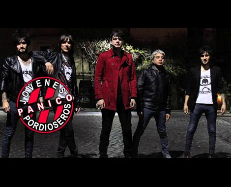 Jóvenes Pordioseros - Presentan nuevo álbum