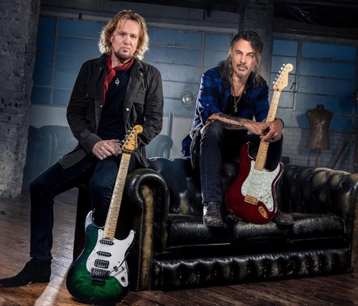 "CMTV.com.ar - ""Taking My Chances"", lo nuevo de Adrian Smith y Richie Kotzen"