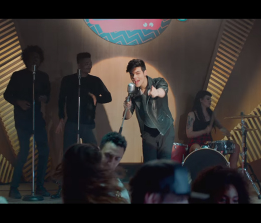 Abraham Mateo - Nuevo Video Old School