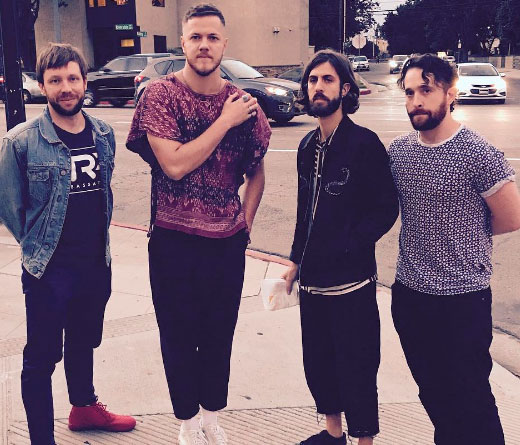 CMTV - Imagine Dragons estrena Whatever It Takes