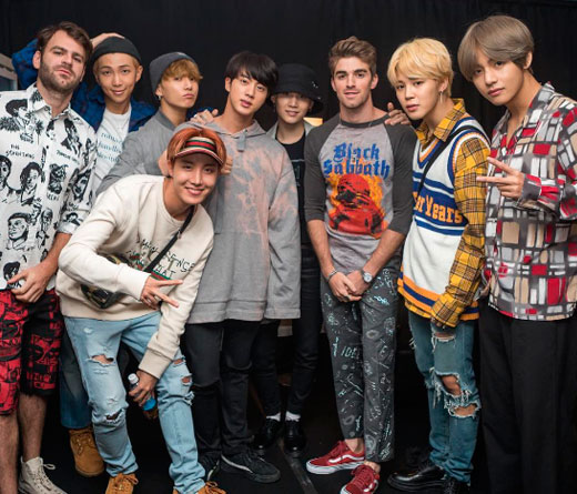 CMTV - Estreno de BTS con The Chainsmokers