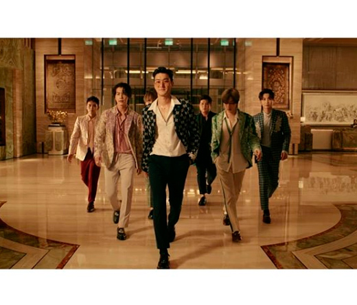 K-Pop - Colaboración de Super Junior y Reik