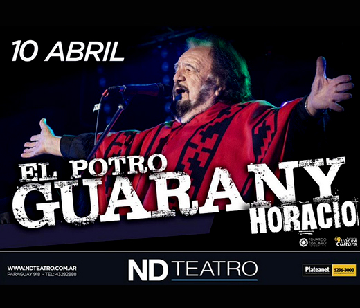 Horacio Guarany - Vuelve Guarany