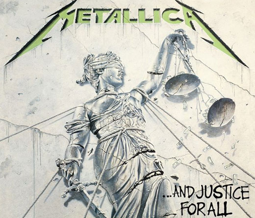 MTL - Relanzamiento de ...And Justice For All Metallica