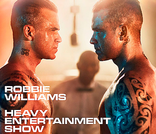 CMTV - Lanzamiento del álbum de Robbie Williams