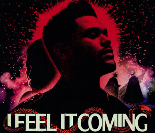 "CMTV - ""I Feel It Coming"" de The Weeknd"