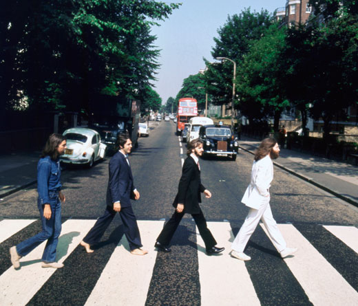 CMTV.com.ar - Paul McCartney en Abbey Road