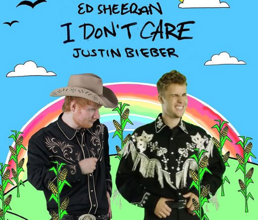 CMTV.com.ar - El video de Ed Sheeran & Justin Bieber  I Dont Care