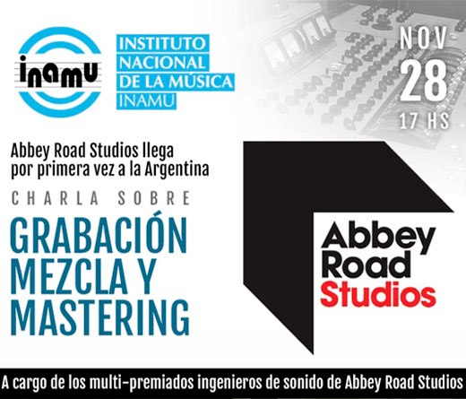 CMTV - Abbey Road en Argentina 2017