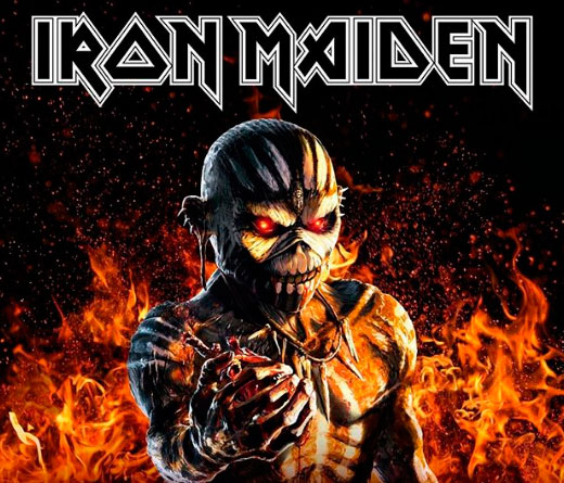 "MTL - Iron Maiden lanza ""The Book Of Souls: Live Chapter"""
