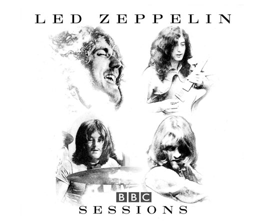 MTL - Material in�dito de Led Zeppelin