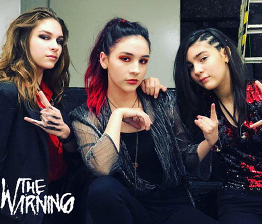 CMTV.com.ar - Entrevista a The Warning