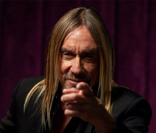 CMTV.com.ar - Nuevo video de Iggy Pop