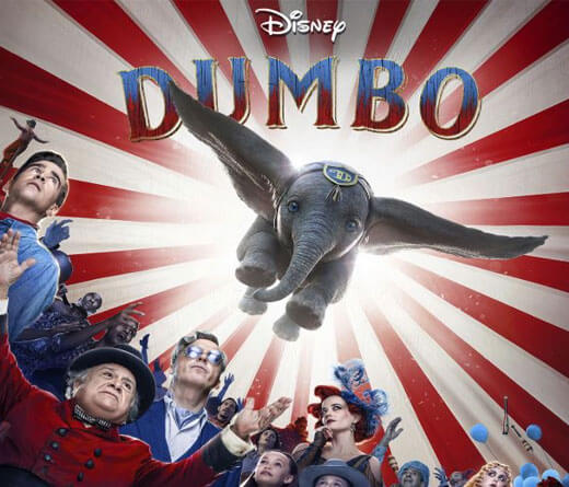 CMTV.com.ar - Soundtrack de Dumbo