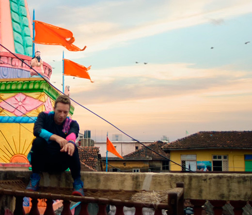 CMTV - Nuevo video de Coldplay con Beyoncé