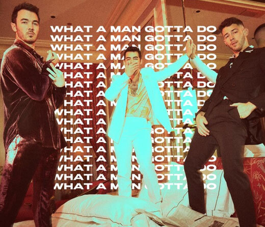 CMTV.com.ar - What A Man Gotta Do, lo nuevo de Jonas Brothers