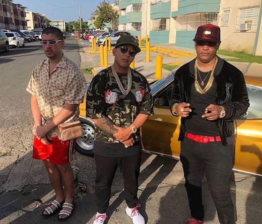 Daddy Yankee - Nuevo video de Daddy Yankee, Bad Bunny y Pacho