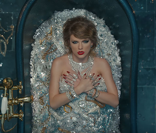 CMTV - Taylor Swift  lanza el video Look What You Made Me Do