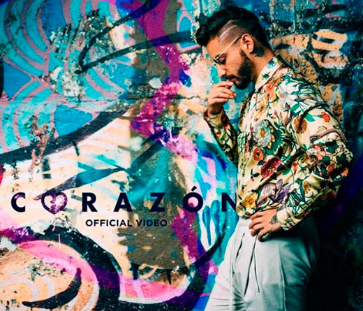 Maluma - Estreno: Corazón video de Maluma Ft. Nego do Borel